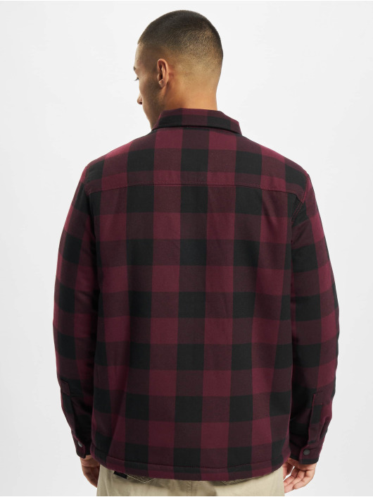 Dickies Camisa Sherpa Lined rojo