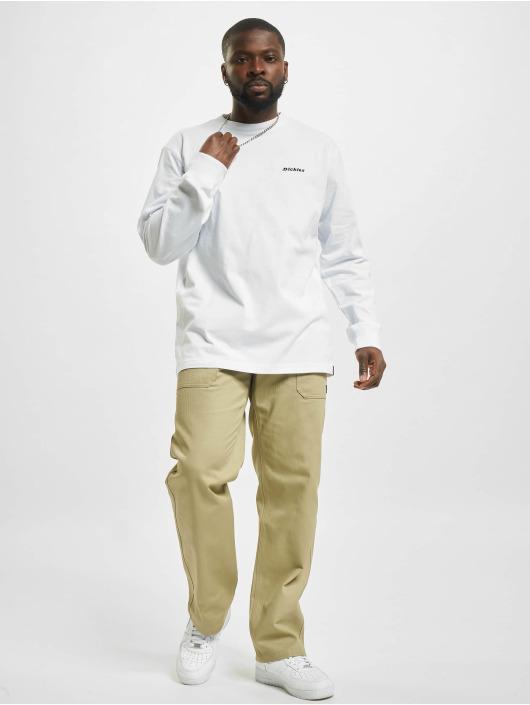 Dickies Camiseta de manga larga Loretto blanco