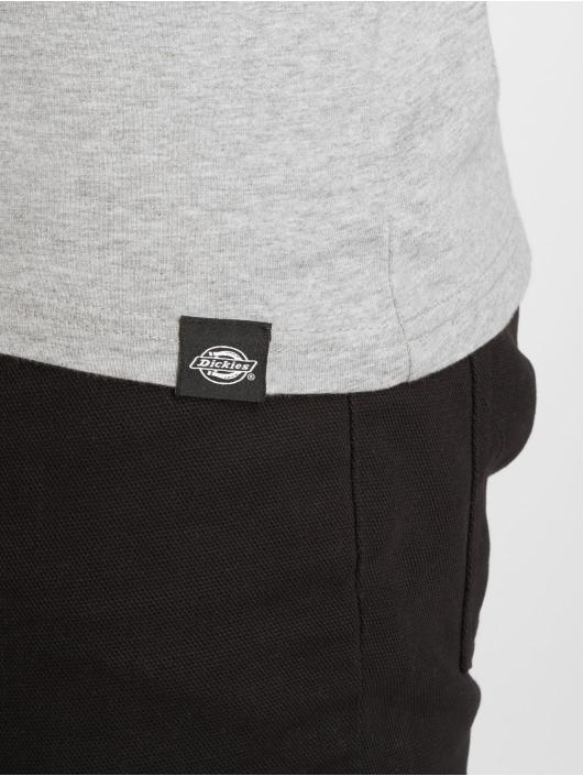 Dickies Camiseta de manga larga Round Rock gris