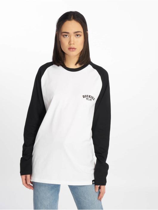 Dickies Camiseta de manga larga Baseball negro