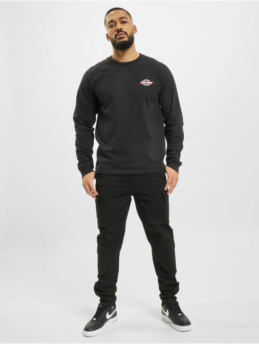 Dickies Camiseta de manga larga Ruston negro