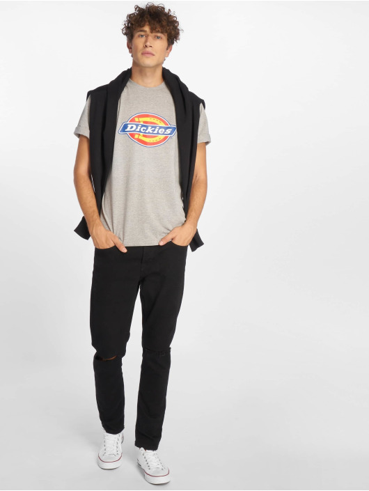 Dickies Camiseta Horseshoe gris