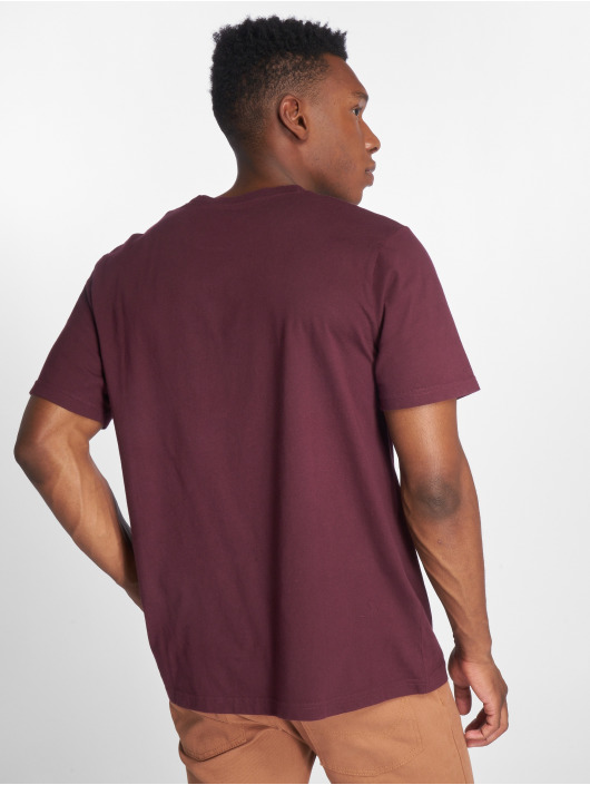 Dickies Camiseta Hardyville rojo
