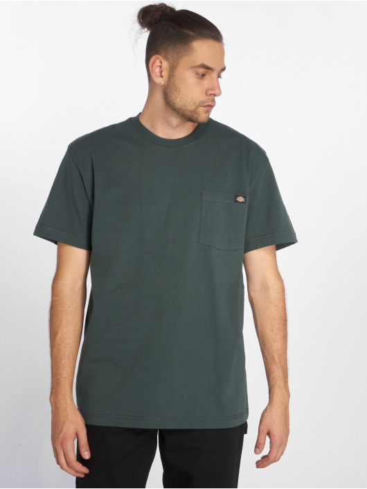 Dickies Camiseta Pocket verde