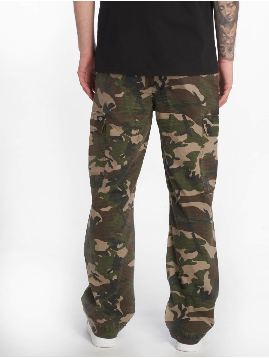 Dickies Cargohose New York camouflage