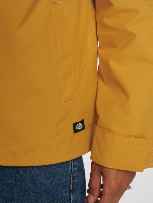 Dickies Chaqueta de entretiempo Newbern amarillo