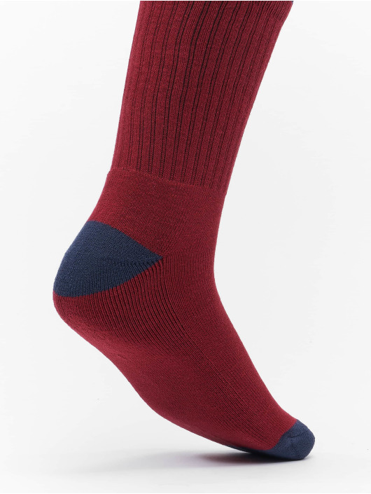 Dickies Chaussettes Saxman rouge