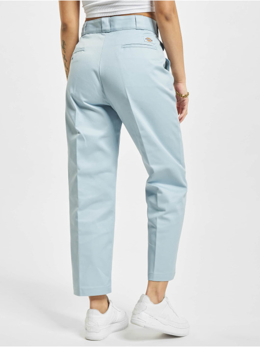 Dickies Chino 874 Cropped blau