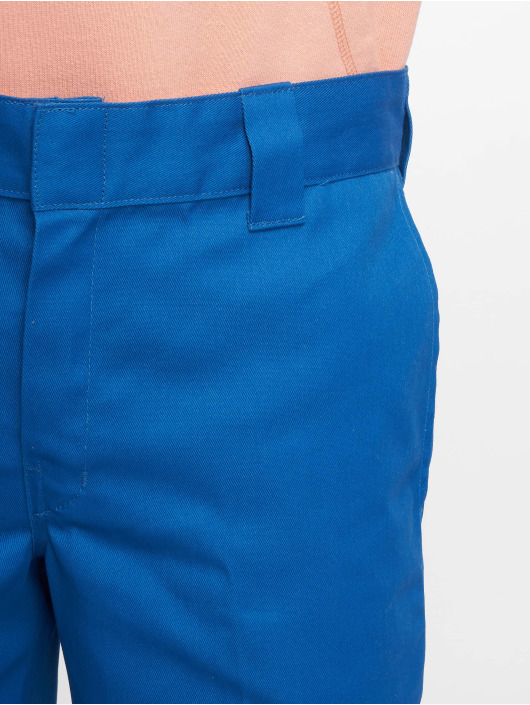 Dickies Chino WP873 Slim Straight Work blauw