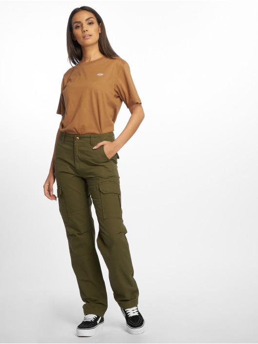 Dickies Chino bukser Dickies Edwardsport Cargo Pants oliven