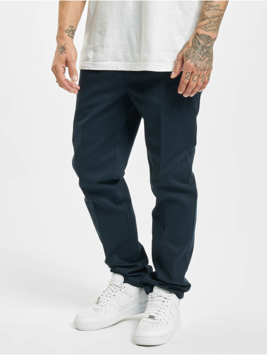 Dickies Chino pants Slim Fit Work blue