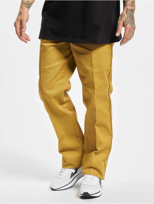 Dickies Chino Slim Straight Work yellow