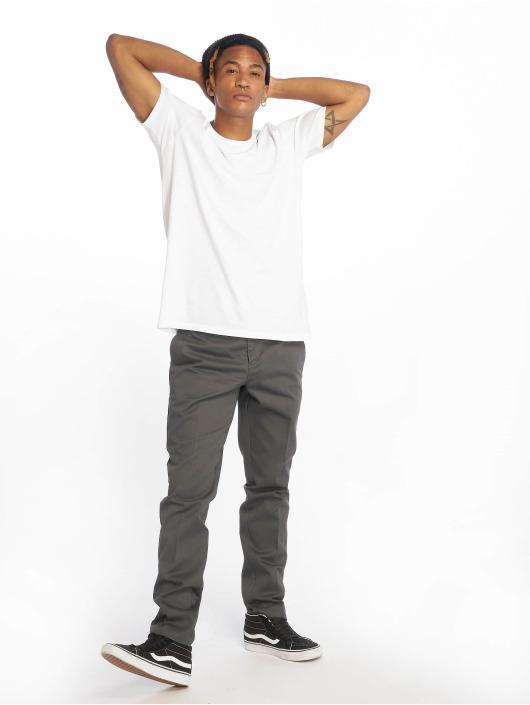 Dickies Chinot/Kangashousut Slim Fit Work harmaa