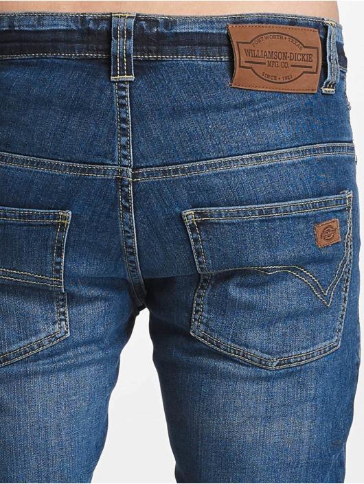 Dickies dżinsy przylegające Louisiana niebieski