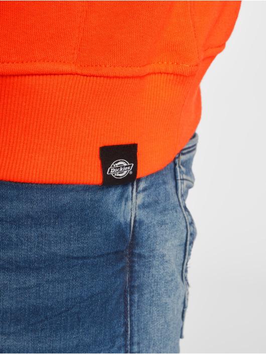 Dickies Felpa con cappuccio Nevada arancio
