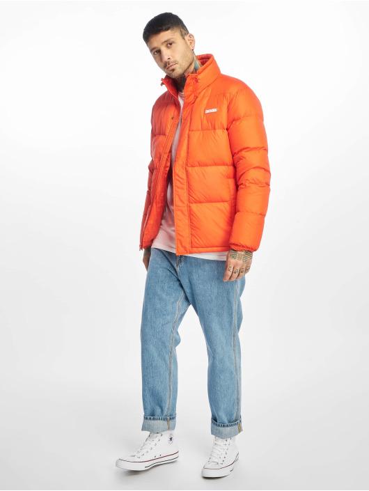 Dickies Gewatteerde jassen Oakvale oranje