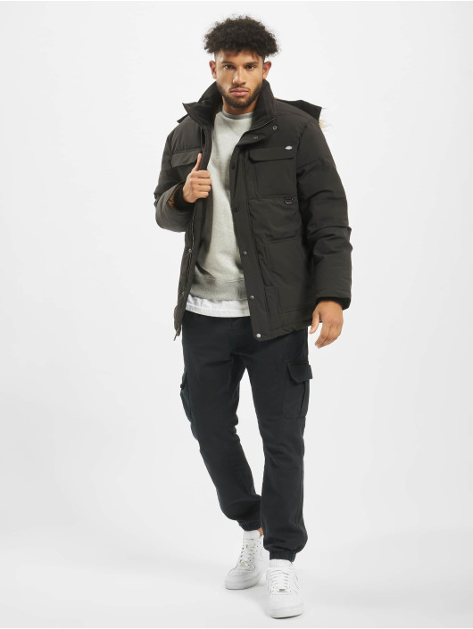 Dickies Giacca invernale Manitou nero