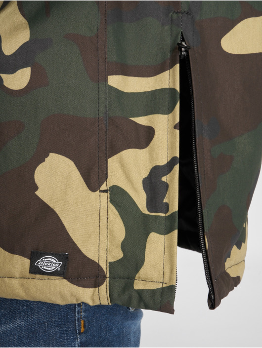 Dickies Giacca Mezza Stagione Belspring mimetico