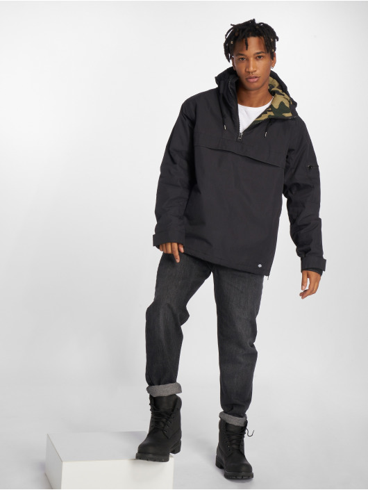 Dickies Giacca Mezza Stagione Belspring nero