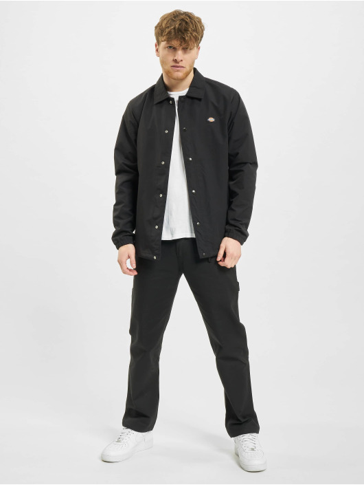Dickies Giacca Mezza Stagione Oakport Coach nero
