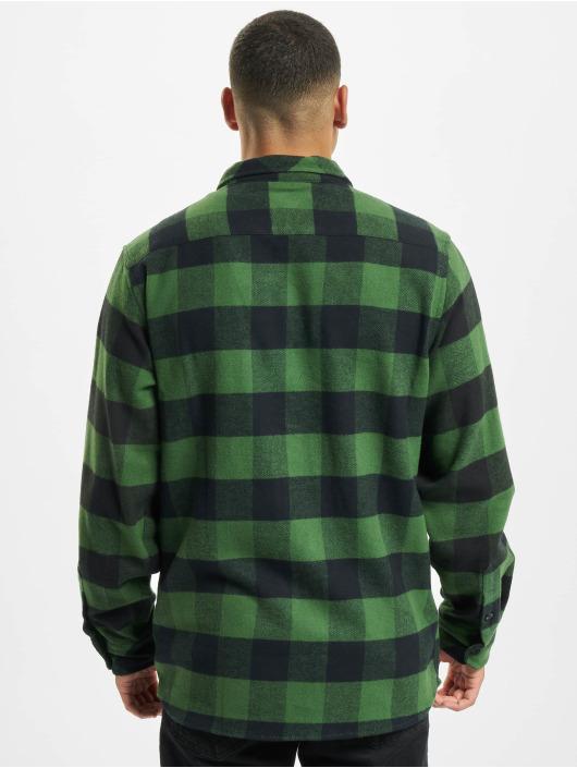 Dickies Hemd Sacramento Relaxed Long Sleeve grün