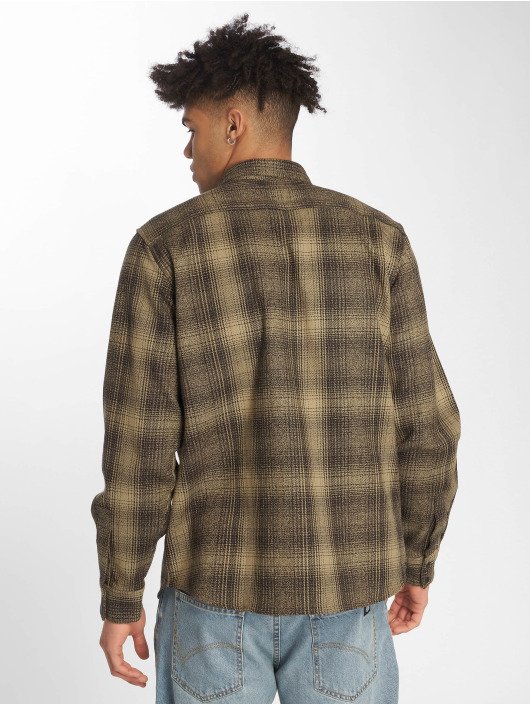 Dickies Hemd Linville olive