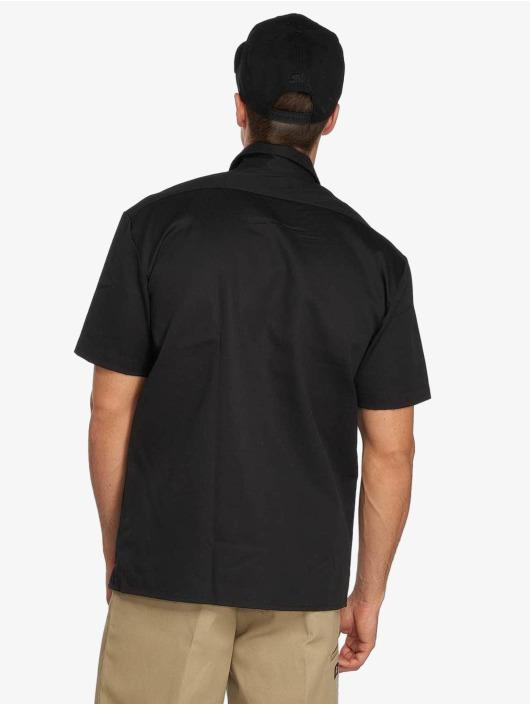 Dickies Hemd Shorts Sleeve Work schwarz