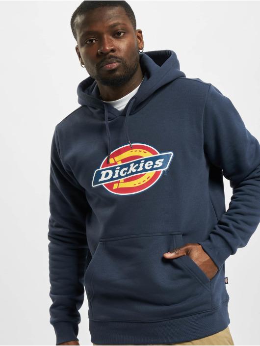 Dickies Hoodie Icon Logo blue
