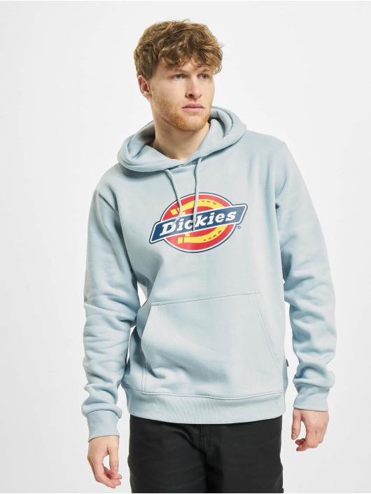 Dickies Hoodies Icon Logo blå