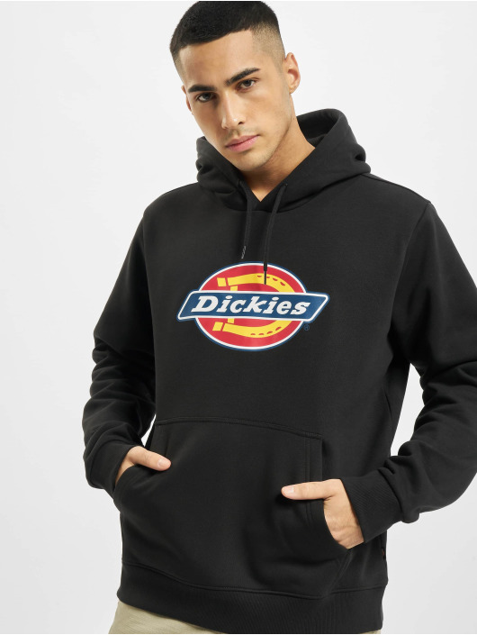 Dickies Hoody Icon Logo schwarz