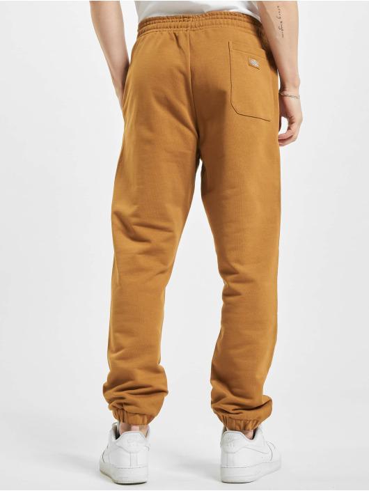 Dickies Jogging kalhoty Bienville hnědý