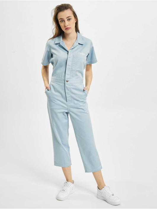 Dickies Jumpsuit Ss Wolverton Coverall blau