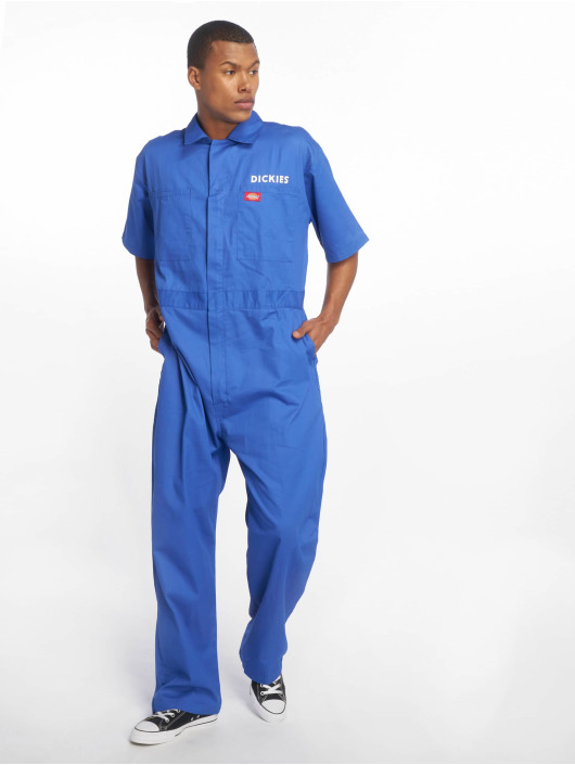 Dickies jumpsuit Narrowsburg blauw