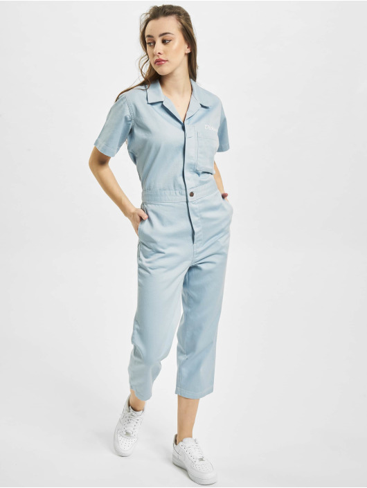 Dickies jumpsuit Ss Wolverton Coverall blauw