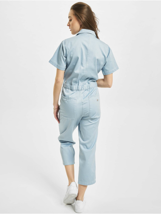 Dickies Jumpsuits Ss Wolverton Coverall blå