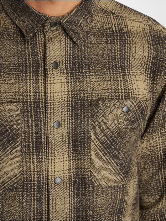 Dickies Košile Linville olivový