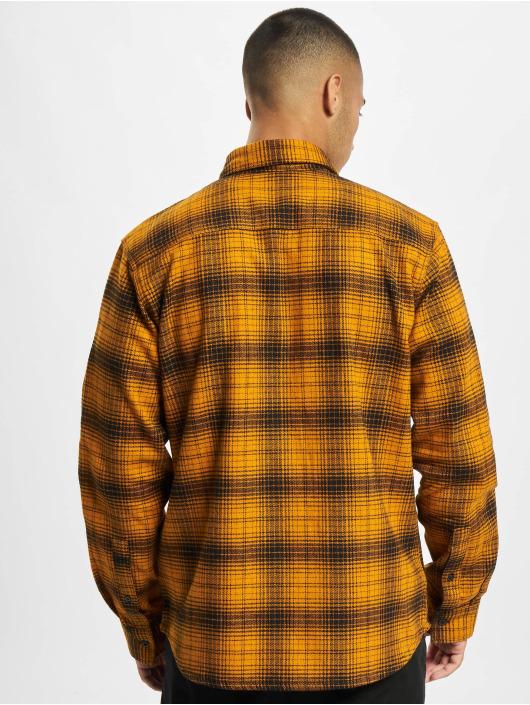 Dickies Košile Evansville LS oranžový