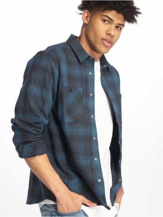 Dickies Koszule Linville niebieski