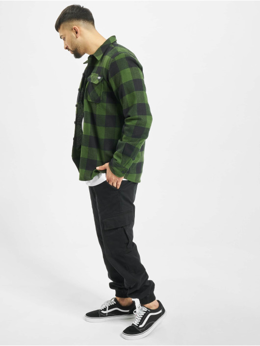 Dickies Koszule Sacramento zielony