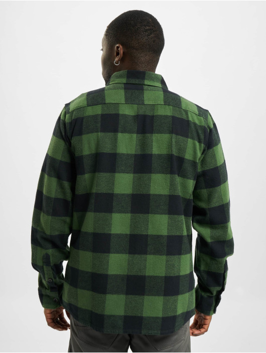 Dickies Koszule New Sacramento zielony