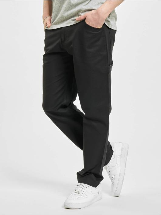 Dickies Látkové kalhoty Fairdale Twill čern