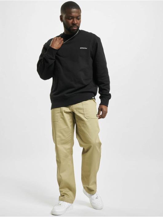 Dickies Látkové kalhoty Funkley hnědožlutý