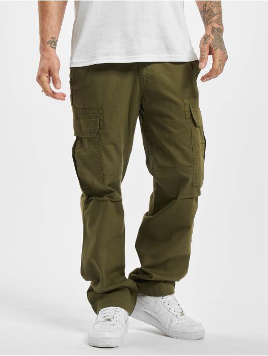 Dickies Látkové kalhoty New York zelený