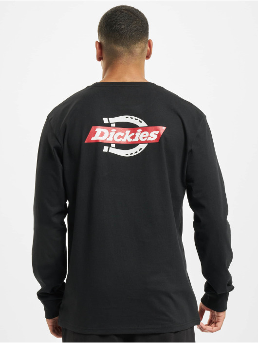 Dickies Langermet Ls Ruston svart