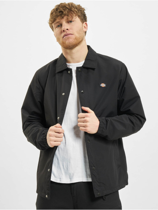 Dickies Lightweight Jacket Oakport Coach black