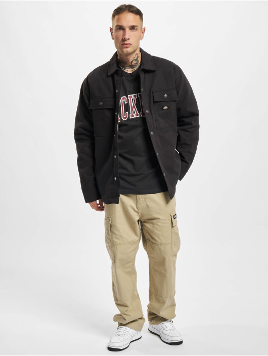 Dickies Lightweight Jacket Shacket black