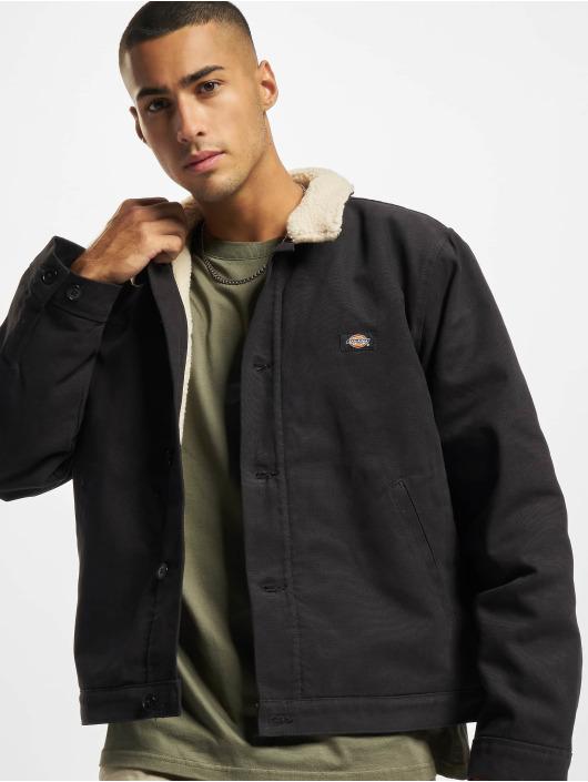 Dickies Lightweight Jacket DC Deck black