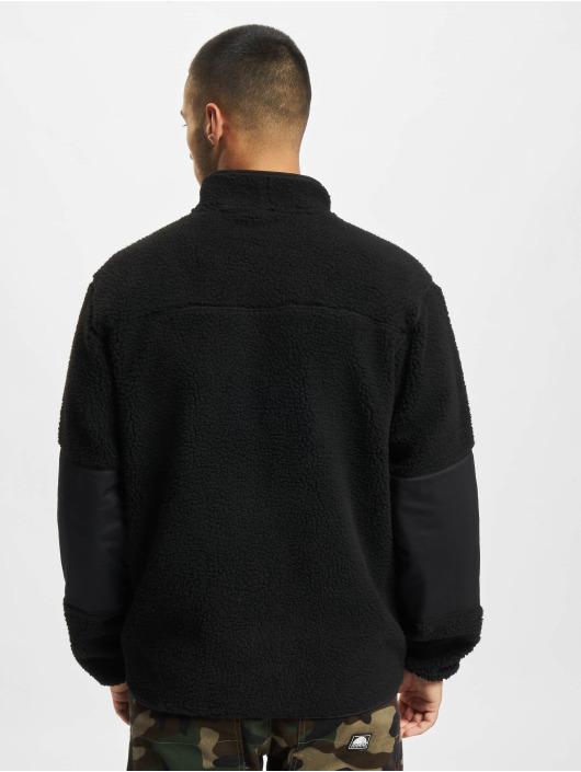 Dickies Lightweight Jacket Red Chute black
