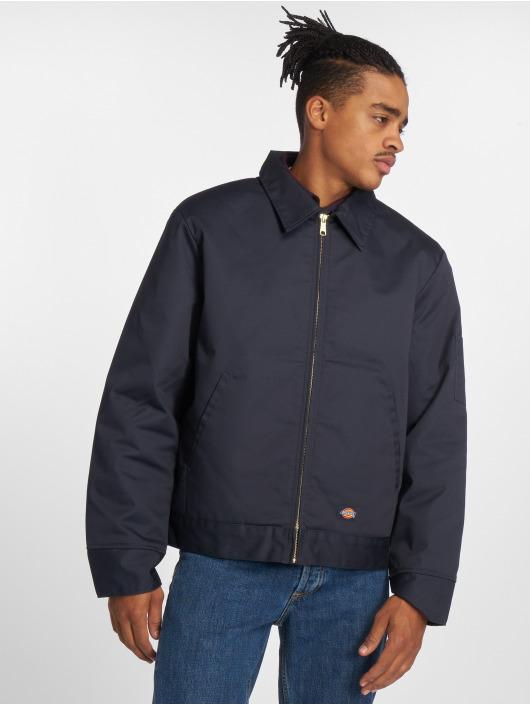 Dickies Lightweight Jacket Lined Eisenhower blue