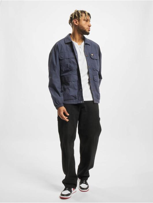 Dickies Lightweight Jacket Glyndon blue
